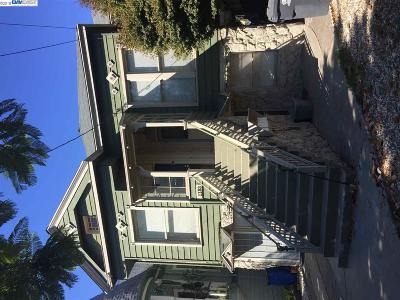 Alameda Multi Family Home For Sale: 1123 Union Street