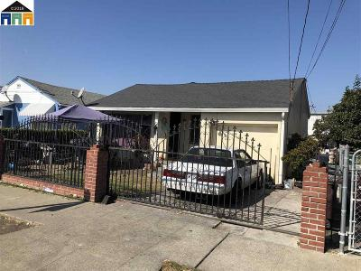 Oakland Single Family Home Pending: 951 88th Ave