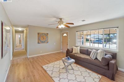 Concord Single Family Home New: 2573 Saratoga Ave