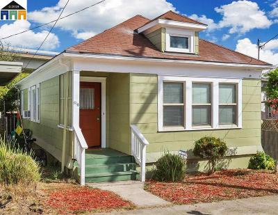 El Cerrito CA Single Family Home New: $649,000