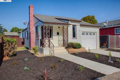 Oakland Single Family Home New: 1117 102nd Ave