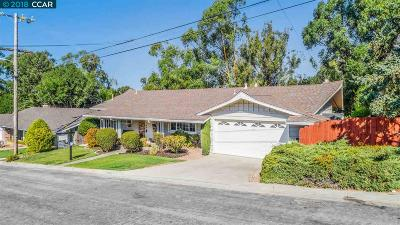 Hayward Single Family Home New: 2482 Lancaster Ct