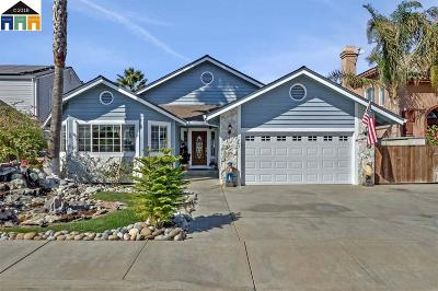 Discovery Bay CA Single Family Home For Sale: $834,999