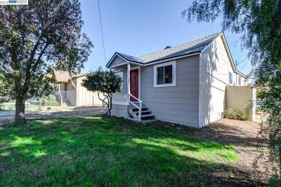 Fremont Single Family Home New: 323 Old Canyon Rd