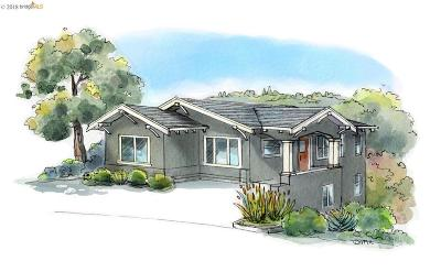 Oakland CA Single Family Home New: $929,000