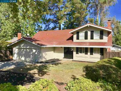 Pleasant Hill Single Family Home New: 10 Greyfell Pl