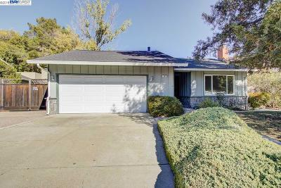 San Ramon Single Family Home New: 50 Alton Pl