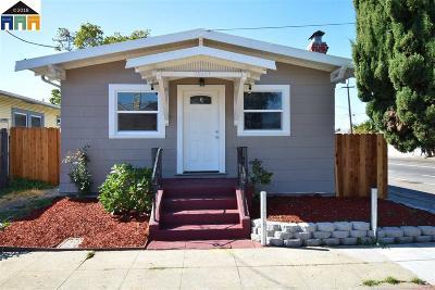 Oakland Single Family Home New: 10501 Royal Ann St