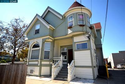 Oakland CA Multi Family Home New: $1,490,000