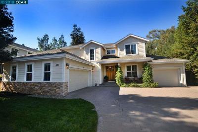 Martinez Single Family Home New: 4008 Medford Court