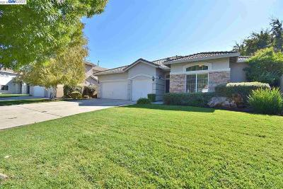 Tracy Single Family Home Pending Show For Backups: 2128 Ashley Ln