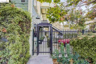 Oakland Condo/Townhouse New: 1555 32nd Street #4
