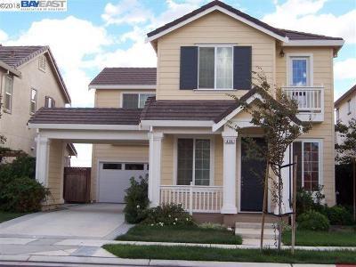 Mountain House Single Family Home Price Change: 436 Steven