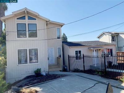 Oakland CA Multi Family Home New: $798,000