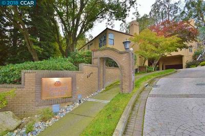 Lafayette Condo/Townhouse Price Change: 3279 Mt Diablo Ct #16