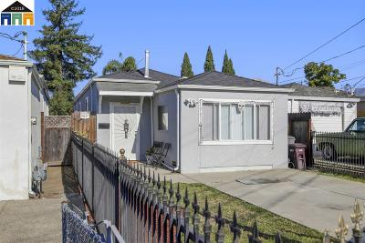 Oakland Single Family Home For Sale: 2149 104th Ave