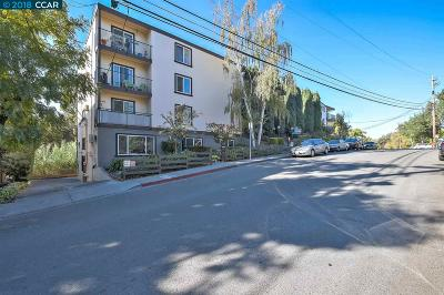 Walnut Creek Condo/Townhouse For Sale: 1743 Carmel Dr #34