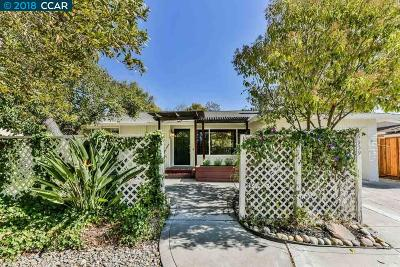 Single Family Home Active - Contingent: 6939 Wisteria St