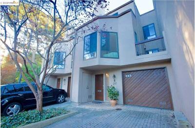 San Francisco Condo/Townhouse For Sale: 257 N Lake Merced Hls