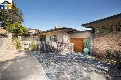 Alamo CA Single Family Home For Sale: $4,295,000