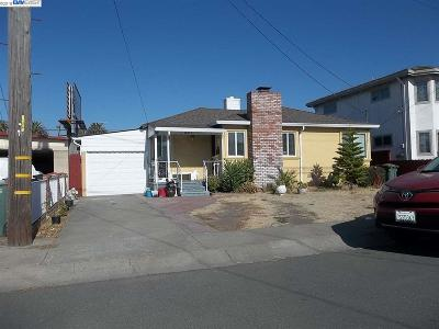 San Leandro Single Family Home For Sale: 16856 Melody