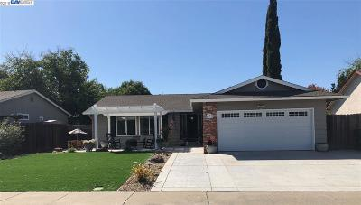 Livermore Single Family Home Back On Market: 659 Alameda Dr