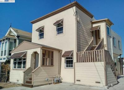 Oakland CA Multi Family Home New: $895,000