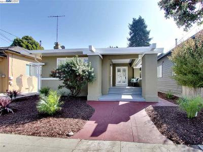 Alameda Multi Family Home Price Change: 1314 Mound St
