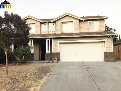 Antioch Single Family Home Pending Show For Backups: 5020 Ranch Hollow Way