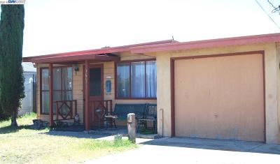 Newark Single Family Home Pending Show For Backups: 36651 Deborah St