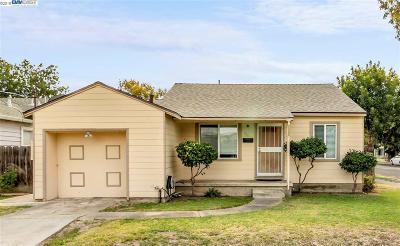 Tracy Single Family Home For Sale: 470 W Emerson Ave
