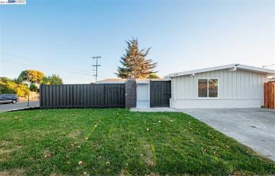 Hayward Single Family Home Sold: 2110 Bolero Ave