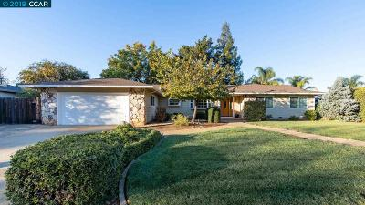 Clayton Single Family Home For Sale: 5843 Mitchell Canyon Ct