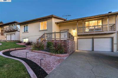 Hayward Single Family Home For Sale: 27954 Edgecliff Way