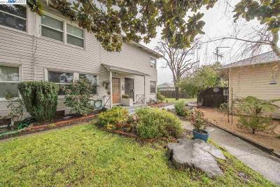 Oakland, Richmond, Berkeley, Hayward, Antioch, San Pablo Condo/Townhouse For Sale: 339 W Chanslor Ave