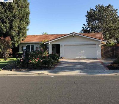 Pleasanton Single Family Home For Sale: 7860 Chestnut Way