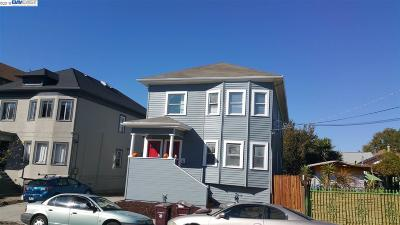 Oakland Multi Family Home For Sale: 822 60th St