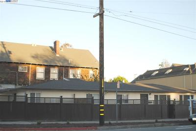 Berkeley Single Family Home For Sale: 1901 9th Street
