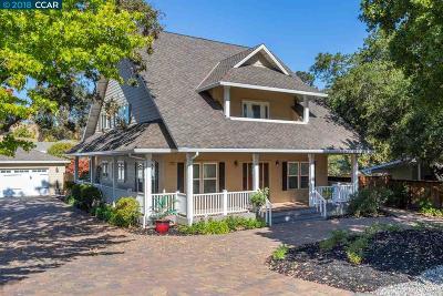 Walnut Creek Single Family Home For Sale: 2450 Warren Road