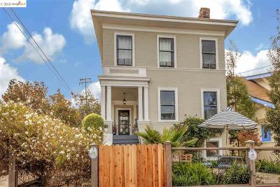 Oakland Multi Family Home For Sale: 498 Stow Ave