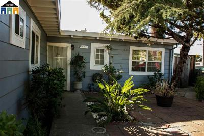 Hayward Single Family Home Pending Show For Backups: 28211 Beatron Way