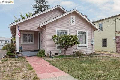 San Leandro Single Family Home For Sale: 181 Euclid Ave