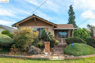 San Leandro Single Family Home For Sale: 357 Durant Avenue