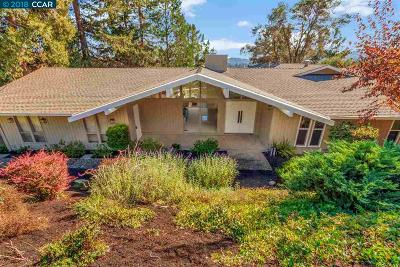Orinda Single Family Home Back On Market: 22 Cedar Ln