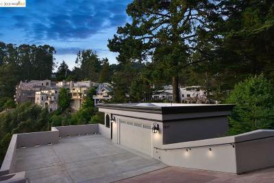 Oakland Single Family Home For Sale: 7217 Skyline Blvd