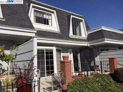 San Leandro Condo/Townhouse Pending Show For Backups: 13844 Rose Drive