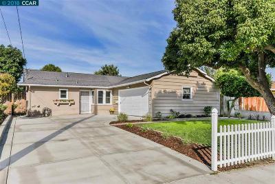 Pittsburg Single Family Home Back On Market: 2166 Marsh Ave
