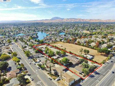 Antioch Residential Lots & Land For Sale: 701 Wilbur Ave
