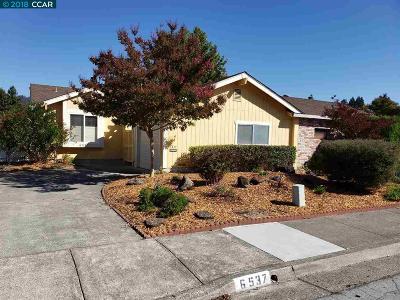Sonoma County Condo/Townhouse For Sale: 6537 Stone Bridge Rd