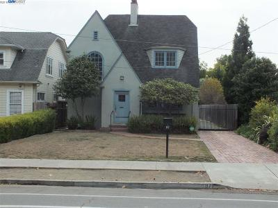 San Leandro Single Family Home For Sale: 97 Broadmoor Blvd.